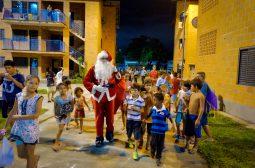 Campanha Natal nos Parques do Prosamim