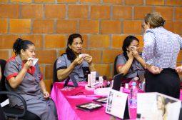 Governo do Amazonas oferece tarde especial para as mulheres da SRMM