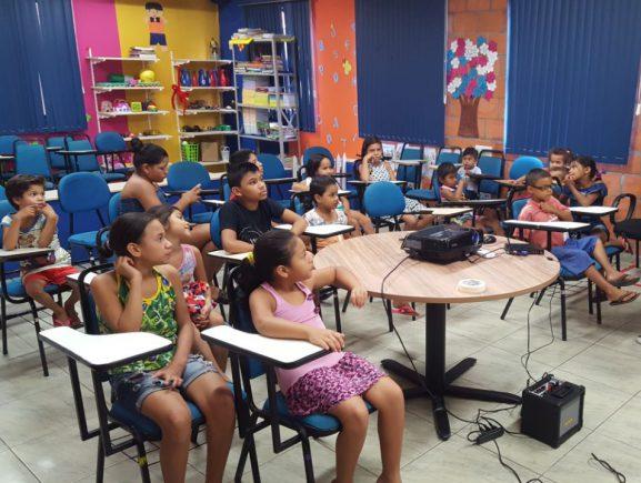 Governo do Amazonas promove atividade de lazer no Prosamim
