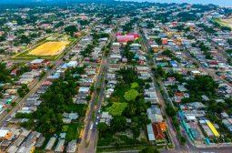 Governo do Amazonas lança pacote de obras em Maués