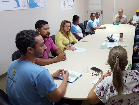 Governo do Amazonas reúne lideranças comunitárias do ProsaiMaués
