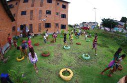 Governo do Amazonas celebra Páscoa nos parques do Prosamim
