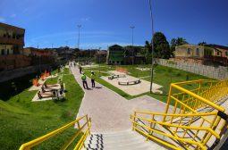 'Prosamim Em Movimento' entrega nova área de lazer para Manaus até julho