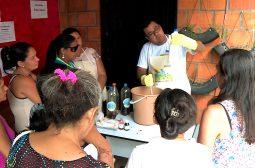 Governo do Amazonas incentiva consciência ambiental no Prosamim