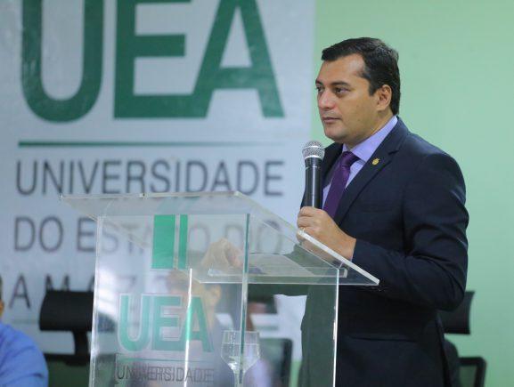 Governador Wilson Lima anuncia implantação do Hospital da Universidade do Estado do Amazonas