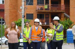 Governo do Amazonas recebe missão de Inspeção do Prosamim e ProsaiMaués realizada pelo BID