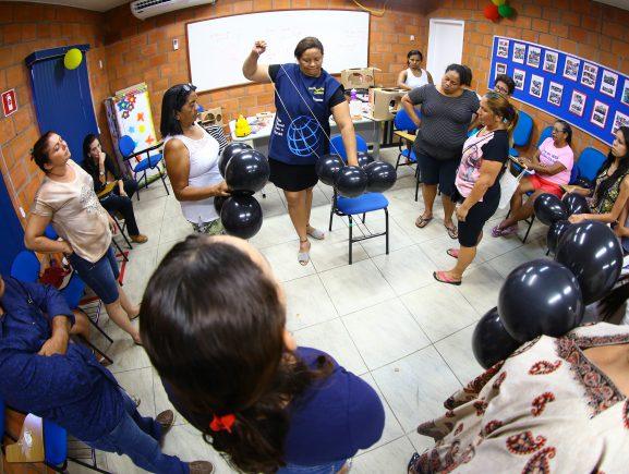 Prosamim e Cetam oferecem cursos profissionalizantes aos moradores dos Residenciais