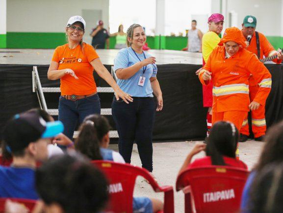 Música, teatro e brincadeiras encerram programação da Semana do Meio Ambiente no Prosamim