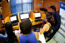 Prosamim inicia inscrições do curso de Informática Avançada para os moradores do Parque Residencial São Raimundo