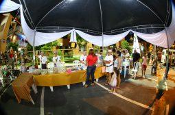 MORADORES DO PROSAMIM REALIZAM A 1 FEIRA DE EMPREENDEDORISMO DO PARQUE MESTRE CHICO II