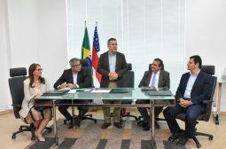 UEA, PGE, UGPE, Seinfra e FUEA assinam acordo do curso de Especialização em Gestão Pública